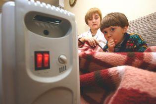 В Харькове после аварии восстановили отопление во всех домах