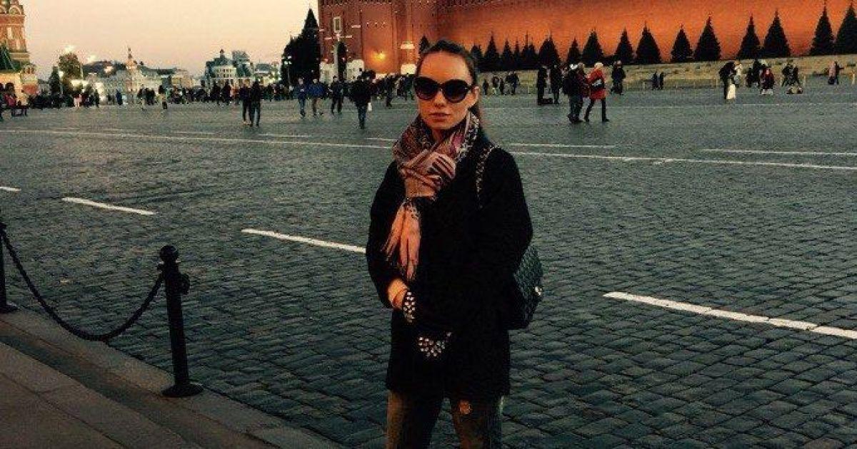 Фото зі сторінки Бородіної