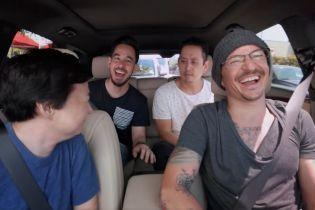 У Мережі з'явився випуск Carpool Karaoke з Linkin Park, знятий перед самогубством Беннінґтона