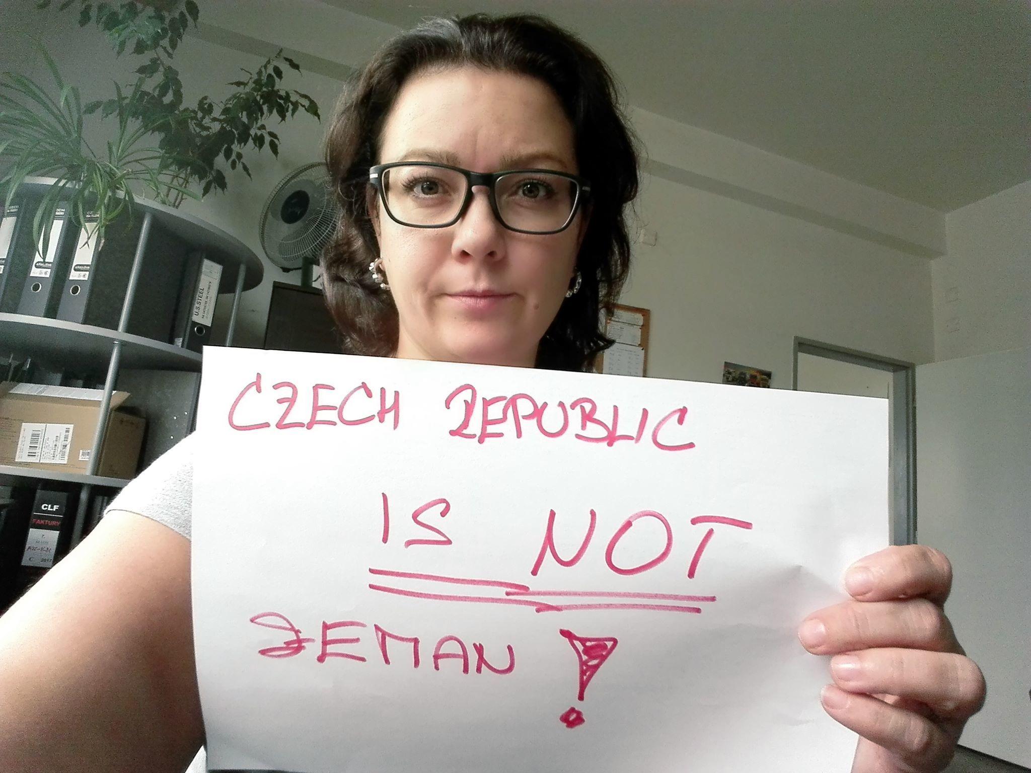 Чехія - не Земан 2