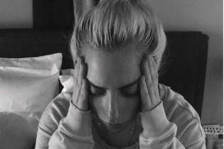 """""""Повільно повертаюся до життя"""": Хвора Леді Гага попрацювала на студії"""