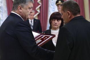 Порошенко присвоил звание Герой Украины 23-летнему воину, который погиб в боях за Родину