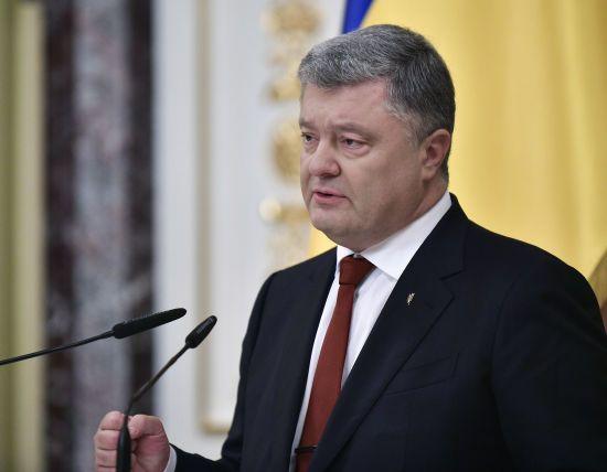 Порошенко передав генсеку ООН ноту про непродовження договору про дружбу з РФ