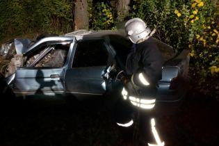 ДТП на Кировоградщине: авто пришлось резать, чтобы извлечь погибших и пострадавших