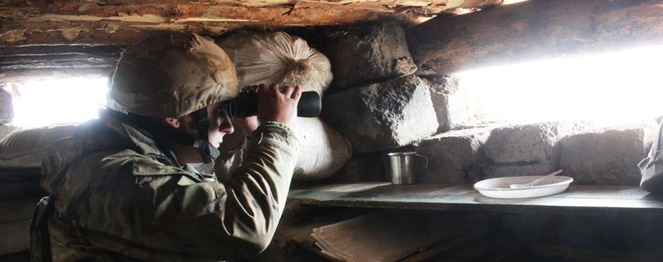 На Донбасі загинув український боєць, ще двоє поранені. Хроніка АТО