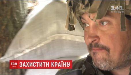 В Украине отмечают День защитников, которые покинули дом и взяли в руки оружие