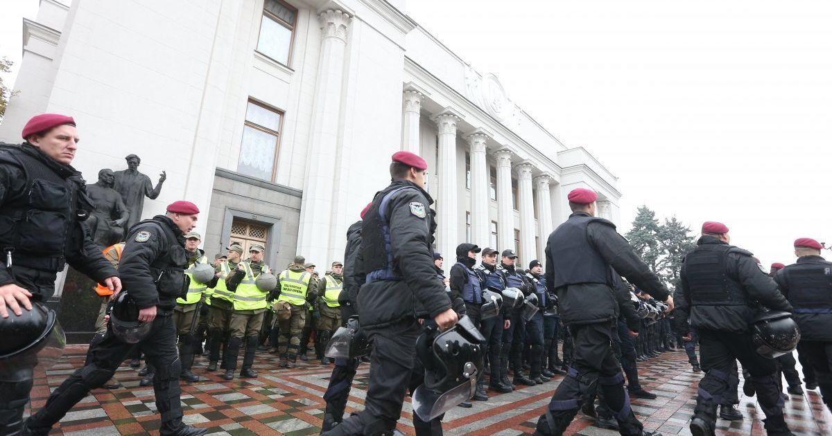 Полиция готовится к провокациям в годовщину расстрелов на Майдане