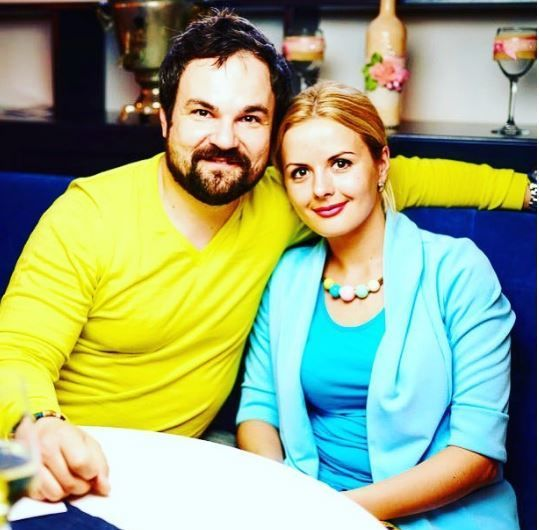 Едуард Приступа (Діля) з дружиною_1