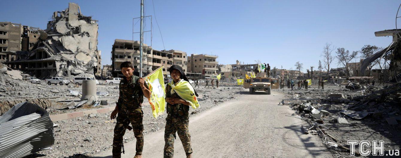 Курди відбивають атаки турецької армії, ситуація у Золотому. П'ять новин, які ви могли проспати