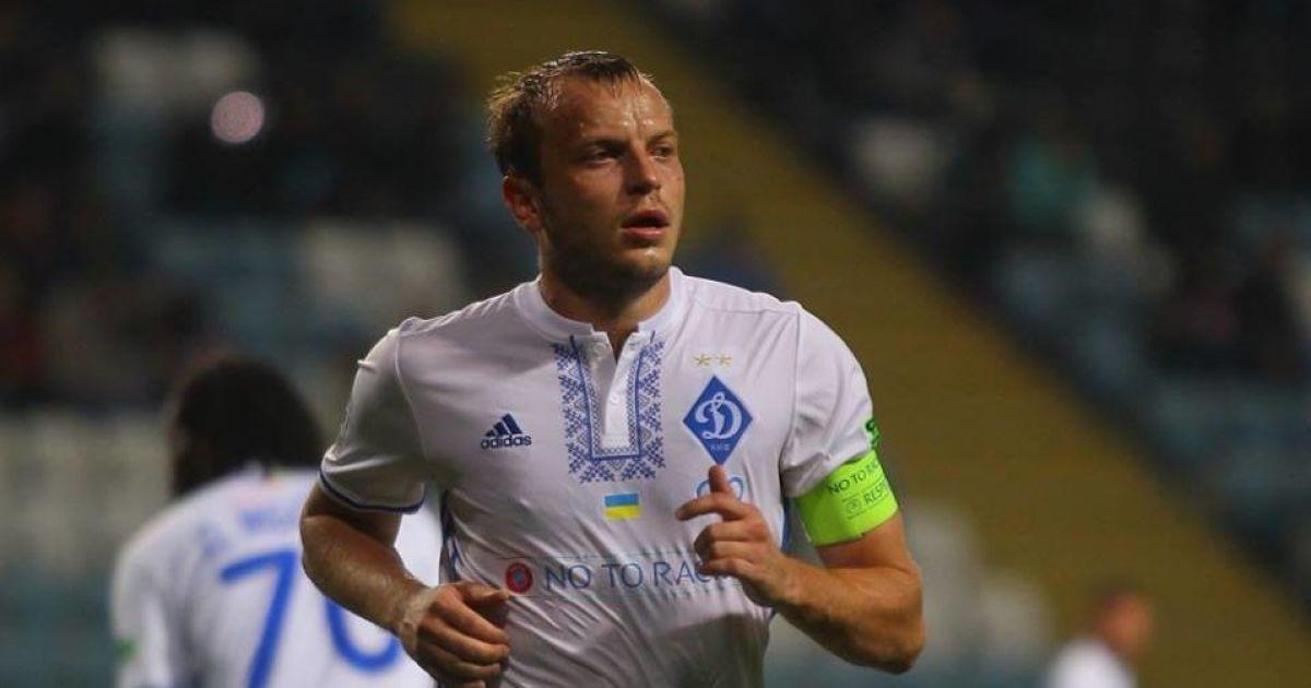 Екс-динамівець Гусєв може продовжити кар'єру в аматорському клубі Київщини