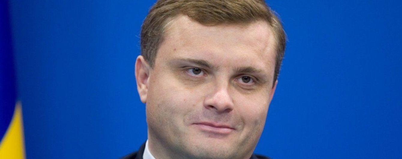 В МВД показали вероятную схему незаконного обогащения Левочкина