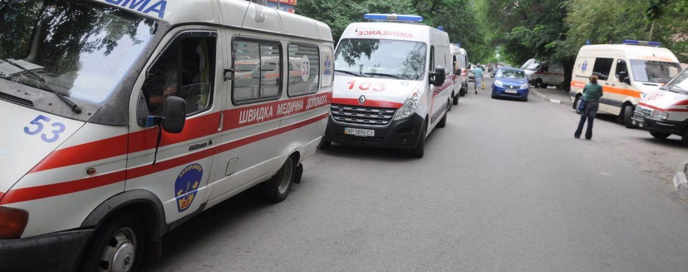 Во Львове пенсионер выбросился из окна больницы вместе со своей историей болезни