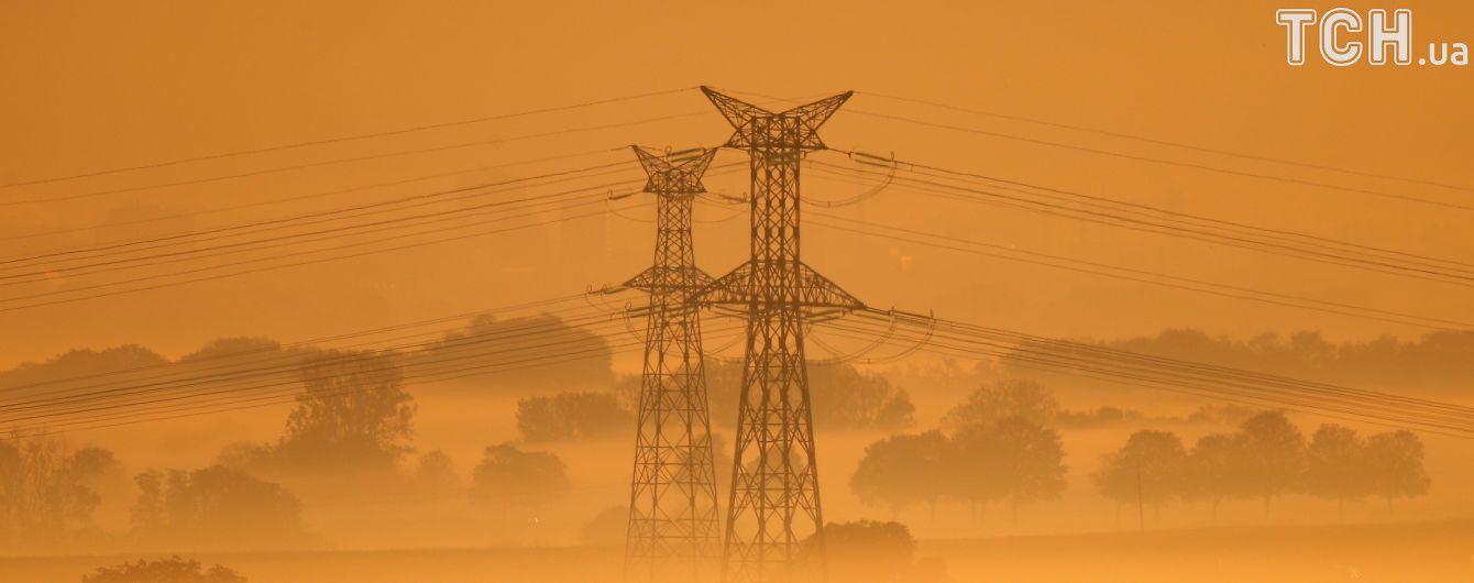 Украина увеличила экспорт электроэнергии почти на 70%