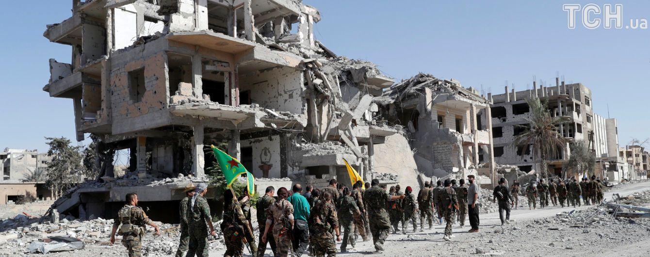 Гуманитарная ситуация в Ракке: Россия созывает Радбез ООН