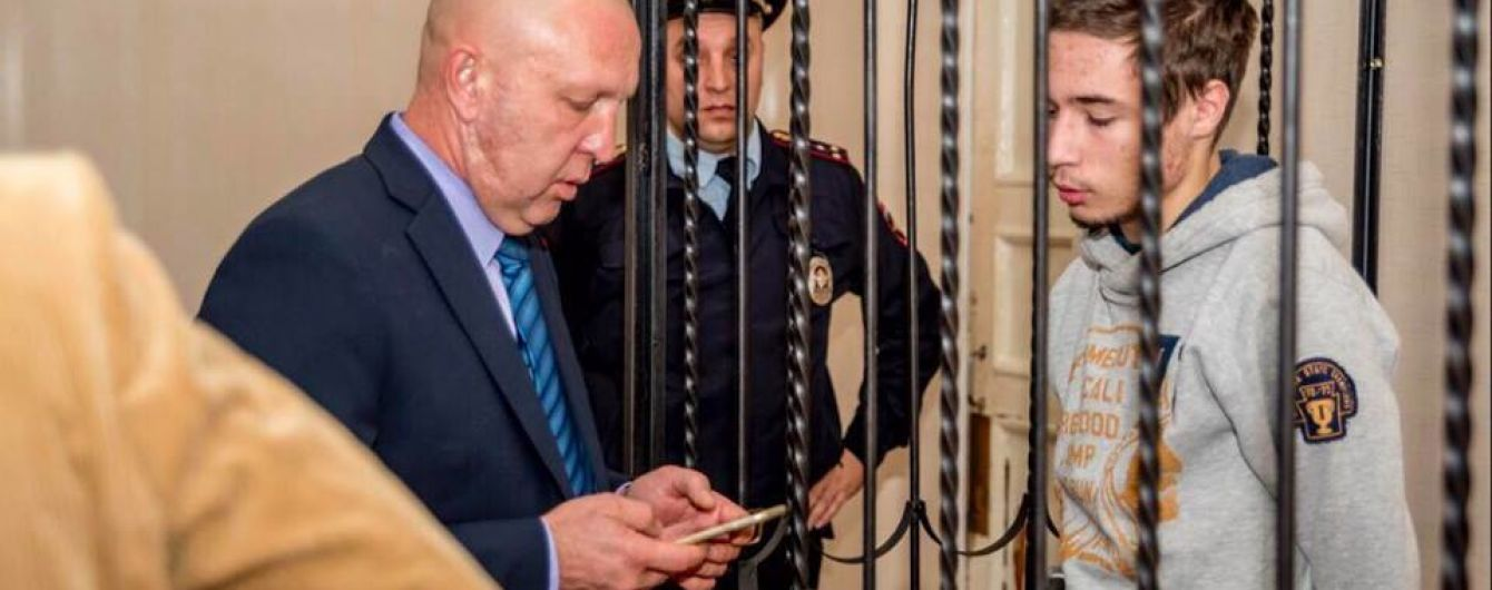 Бранця Кремля Павла Гриба переведуть в окрему камеру через голодування
