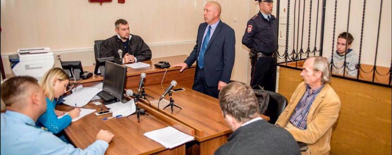 Российский суд отказался отпустить политзаключенного Гриба под домашний арест