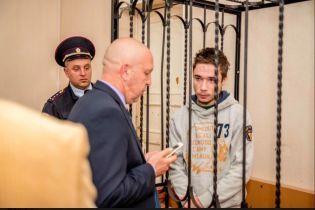 До незаконно ув'язненого в Росії Гриба пустили консула: вони вперше розмовляли українською