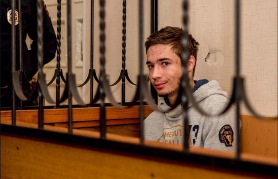 Консул відвідає політв'язня Павла Гриба тільки після вироку