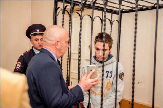 Про бандитів у ФСБ та небезпечну Білорусь. Політв'язень Гриб виступив з останнім словом на судилищі в РФ
