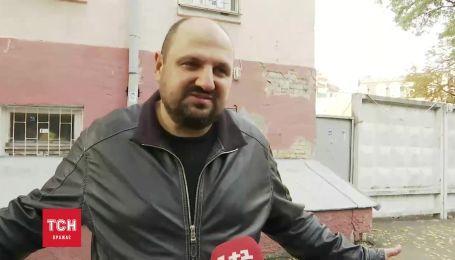 Розенблат прокомментировал задержание в аэропорту