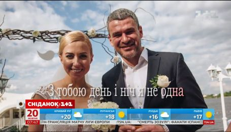 Тоня Матвієнко презентувала нову пісню на слова подруги