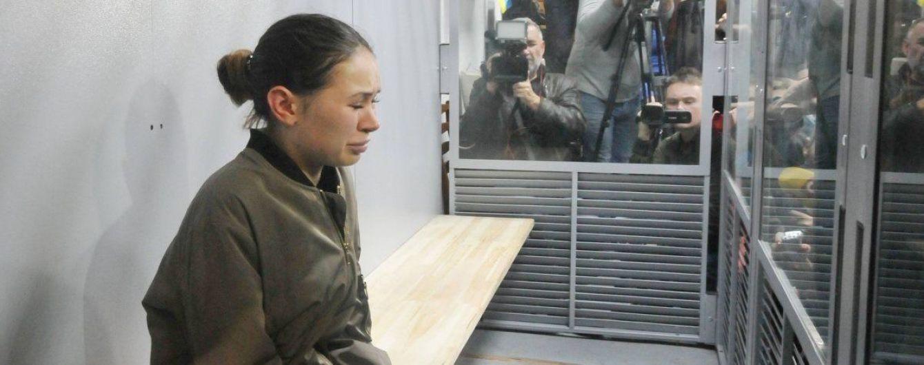 Суд приобщил к делу заключение Минздрава о наркотическом опьянении Зайцевой во время ДТП в Харькове
