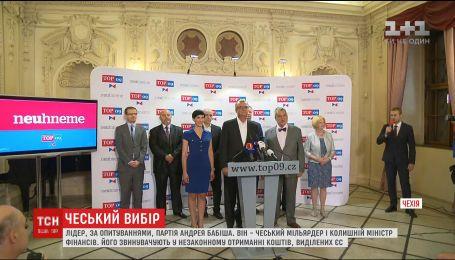 За прогнозами, до парламенту Чехії пройдуть як проєвропейські, так і проросійські кандидати