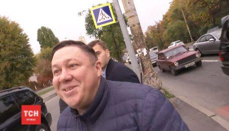 У Києві невідомі штовхали та погрожували журналістам ТСН