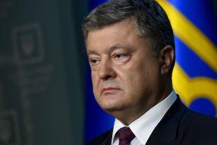 Порошенко назвал две темы, на которые говорил по телефону с Путиным