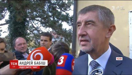 На парламентских выборах в Чехии победу пророчат партии медиа-магната Андрея Бабиша