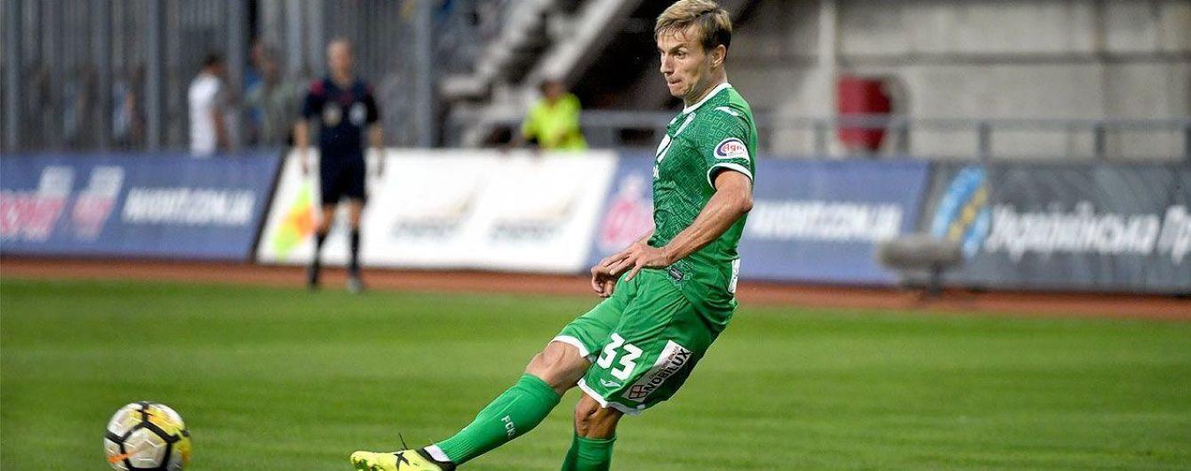 Шевченко довикликав до збірної на матч зі Словаччиною ще трьох новачків