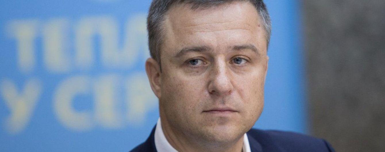 Порошенко уволил Кулебу с должности уполномоченного по правам ребенка