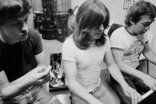 Умер один из основателей культового AC/DC Джордж Янг