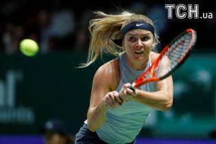 Свитолина претендует на звание самой любимой теннисистки года