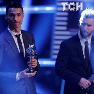 Впервые с 2008 года лучшим футболистом мира стал не Роналду или Месси