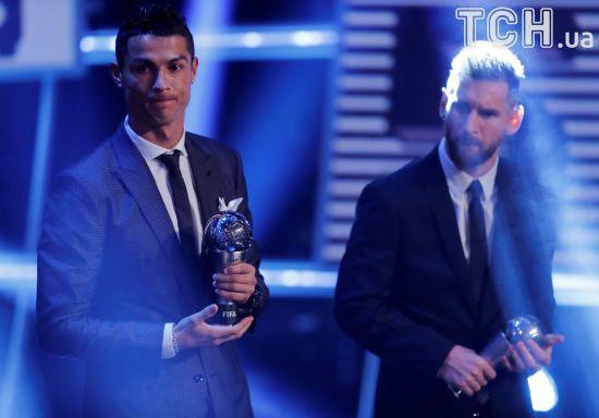 Уперше з 2008 року найкращим футболістом світу став не Роналду чи Мессі