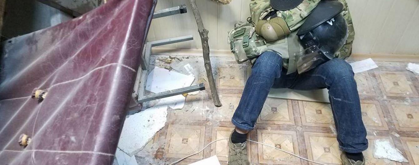 Сторонники Коханивского нанесли Святошинскому райсуду убытков на полмиллиона гривен