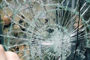 Полиция открыла уголовное производство за погром в Святошинском райсуде