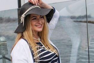 Модель plus-size Тетяна Мацкевич прикрасила обкладинку журналу і розповіла про знайомство із коханим