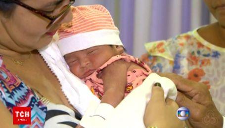 Молодые супруги в Бразилии убили женщину и похитили новорожденного младенца
