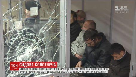 Врачи не обнаружили у Николая Коханивского сотрясения мозга после штурма суда