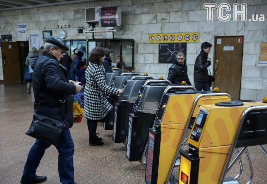 У Києві до кінця жовтня закриють вхід у підземний перехід однієї із станції метро