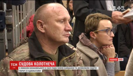 Депутаты хотят взять Николая Кохановского на поруки