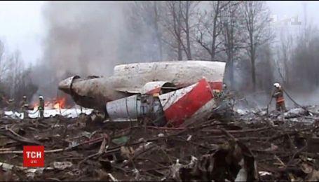 Польські ЗМІ оприлюднили нові подробиці смоленської катастрофи