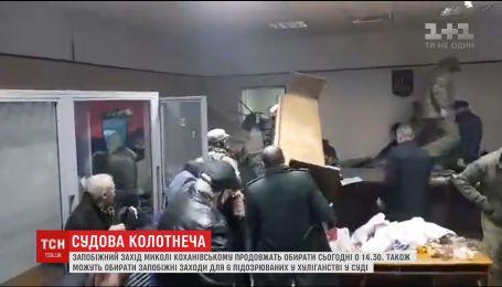 В суде должно возобновиться рассмотрение дела Коханивского