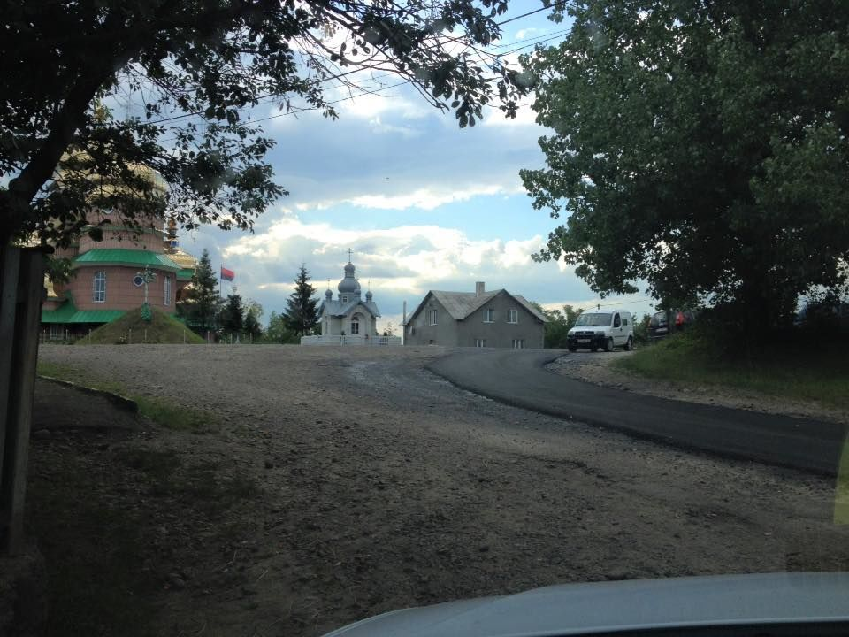Дорога до музею Степана Бандери Новиці - Старий Угринів_2