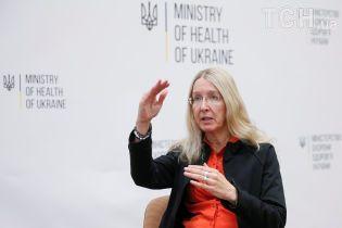 В Украине с начала года корью заболели 1 тыс. 285 человек