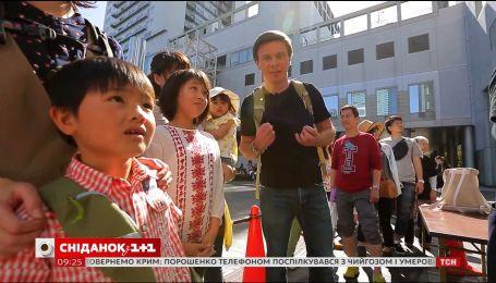 Дмитро Комаров показав, як японців готують до землетрусів