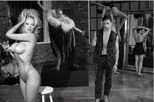Еротика зашкалює: українська зірка балету притиснувся до повністю оголеної Памели Андерсон