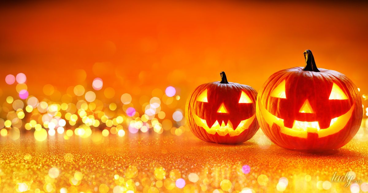 Как отпраздновать Хэллоуин с ребенком